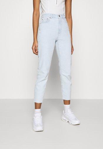 ONLEMILY LIFE CROP - Jeans Skinny Fit - light blue denim