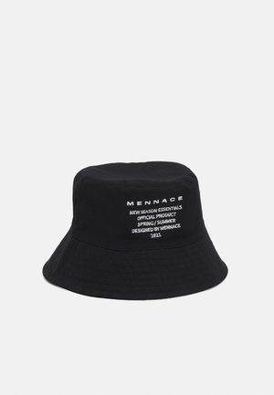 NEW SEASON BUCKET HAT UNISEX - Hatt - black