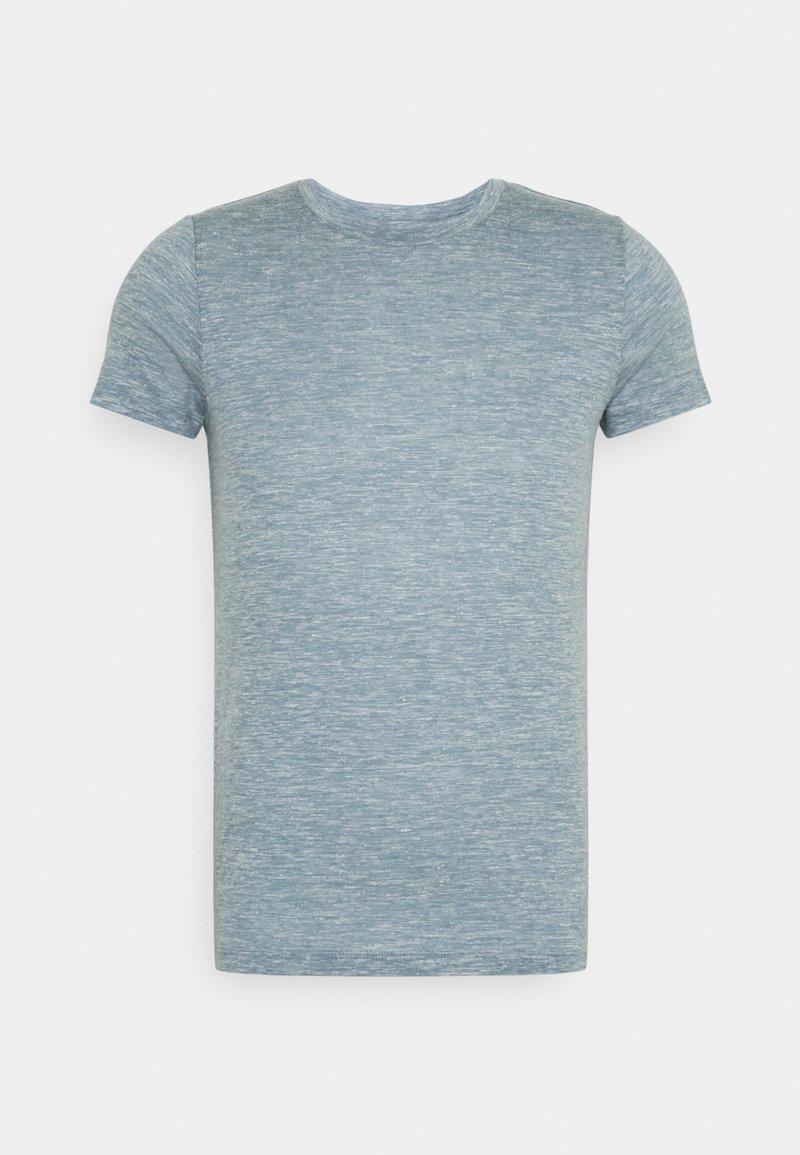 Icebreaker - DOWLAS CREWE - Basic T-shirt - gravel