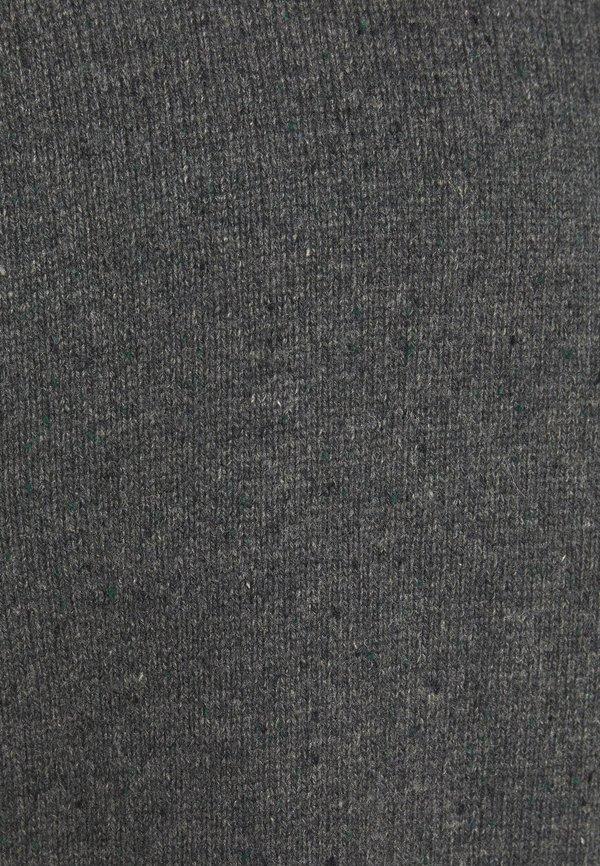 Scotch & Soda Sweter - granite melange/szary melanż Odzież Męska BWVF