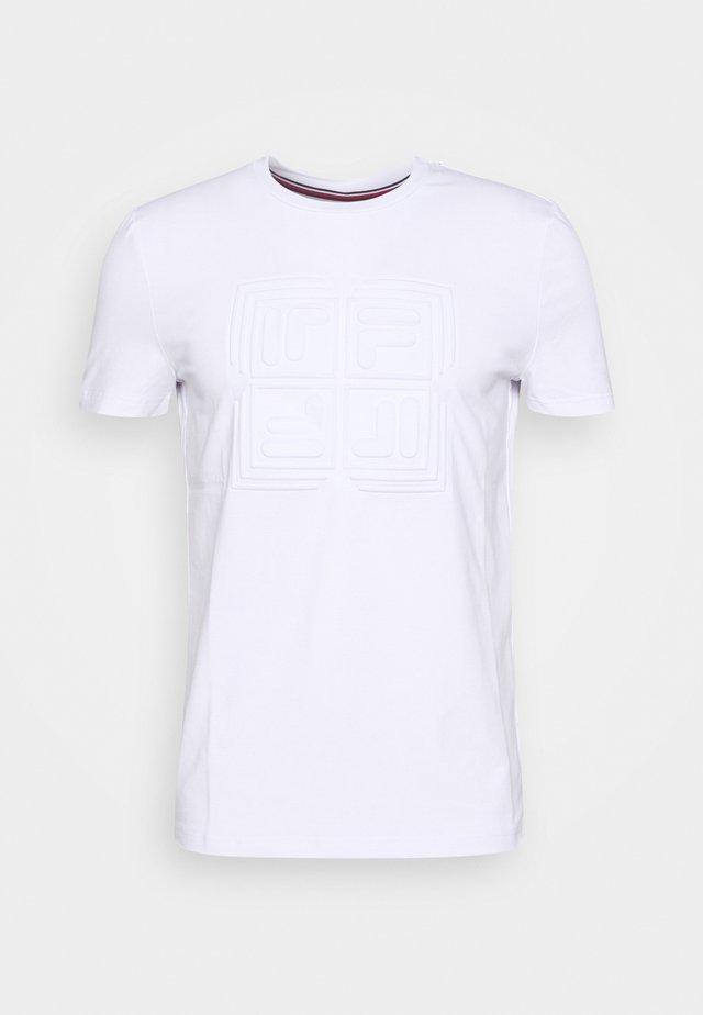 FERO - T-shirt basic - white