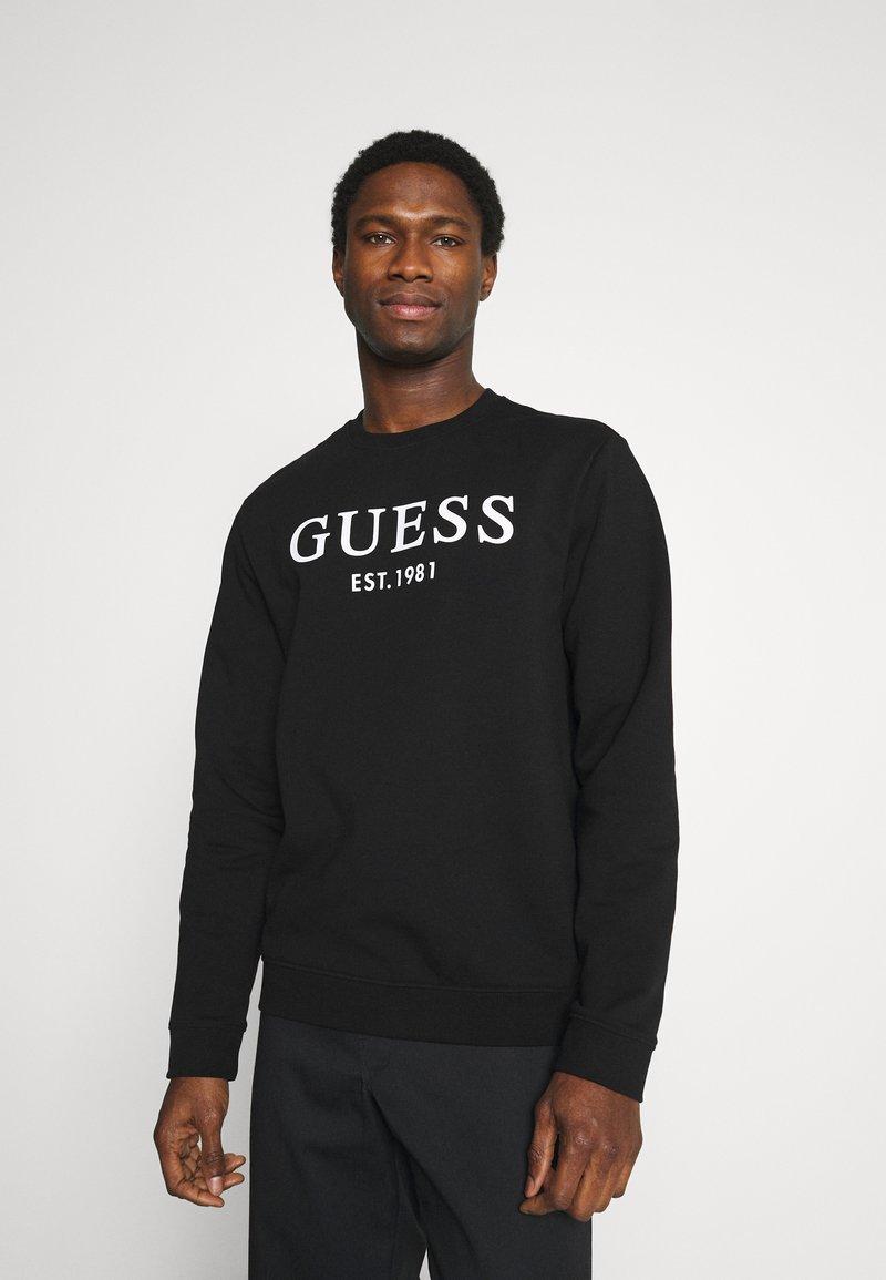 Guess - BEAU - Sweatshirt - jet black