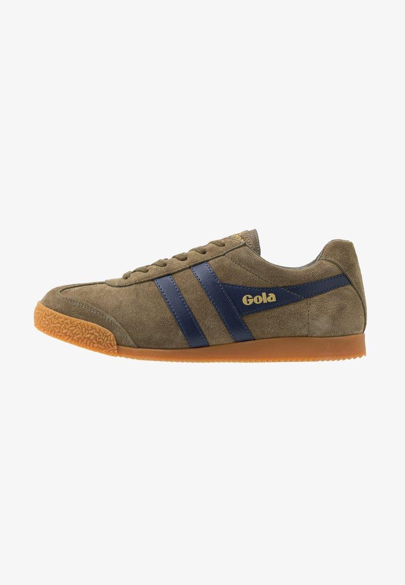 Gola - HARRIER - Sneakers - khaki/navy