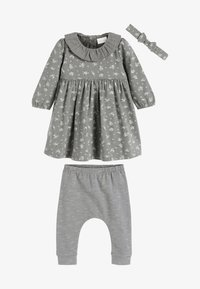 Next - SET - Leggings - Trousers - grey - 0