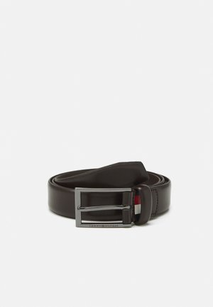 FORMAL - Belt - dark brown