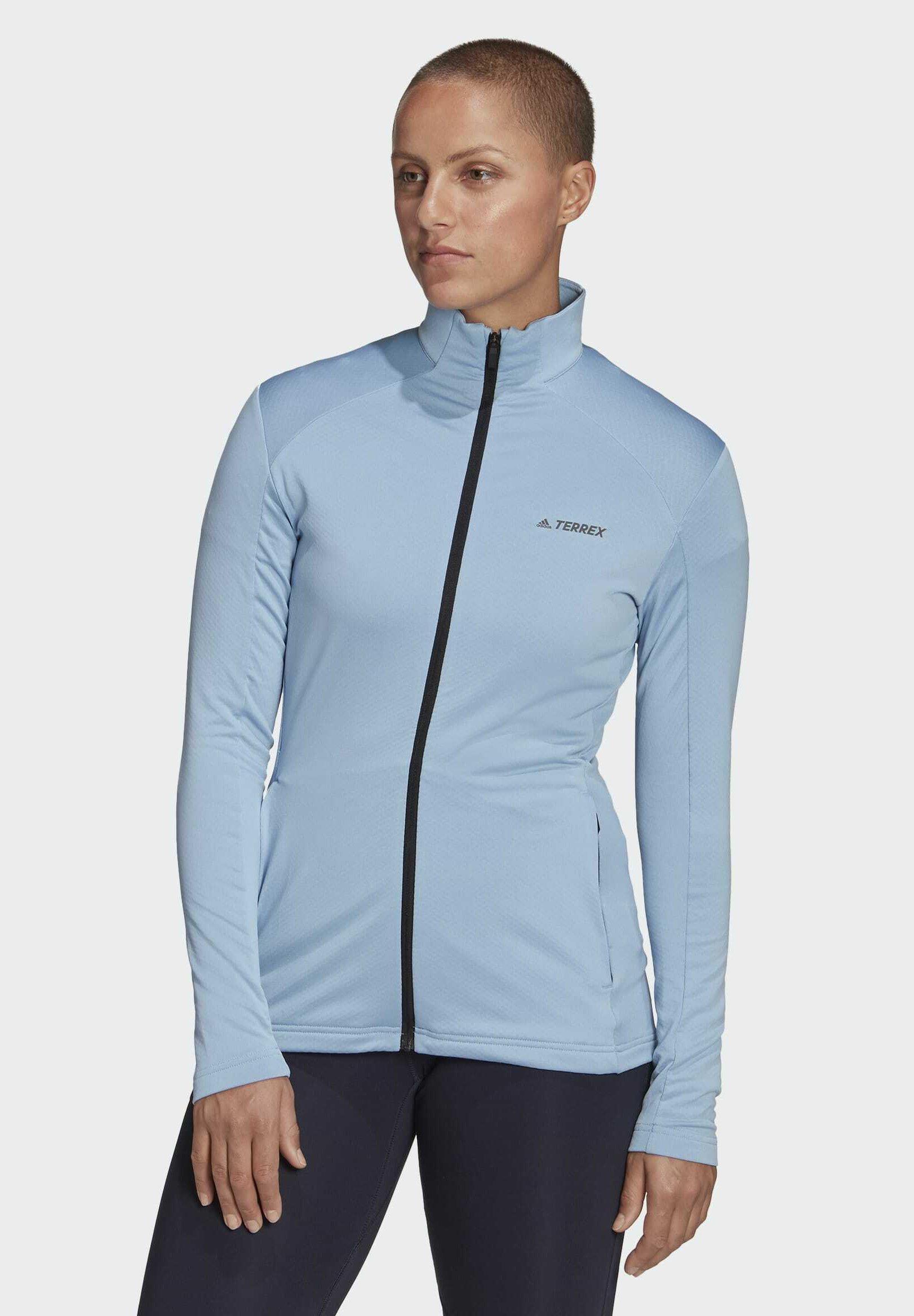 Women TERREX  - Zip-up sweatshirt