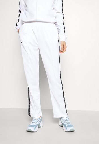 JASNA - Tracksuit bottoms - bright white