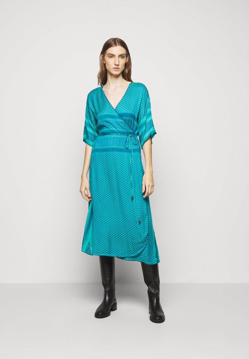 CECILIE copenhagen - FIONA - Day dress - wave