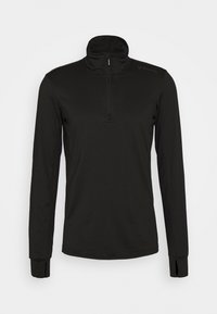 TERNI MENS - Langarmshirt - black