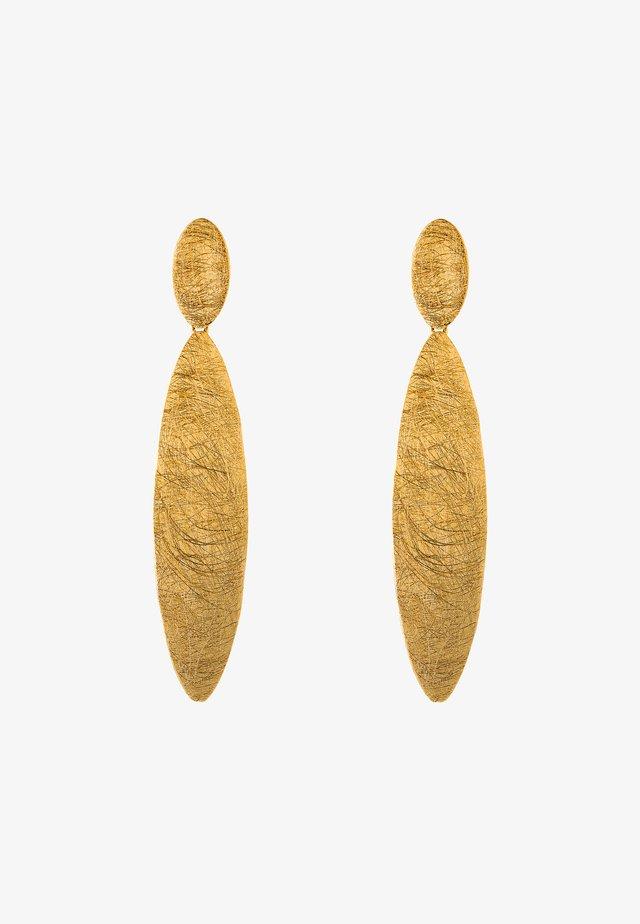 TENTORI  - Oorbellen - goldfarben