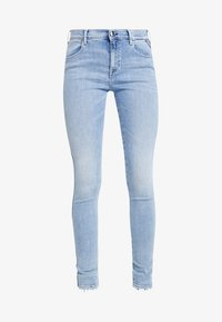 Replay - STELLA - Skinny-Farkut - light blue - 5