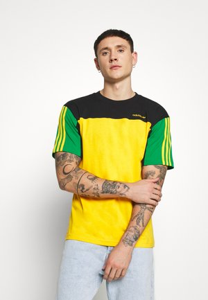 CLASSICS TEE - T-shirt z nadrukiem - actgol/black