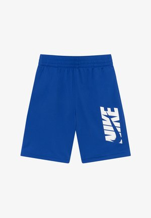 kurze Sporthose - game royal/white