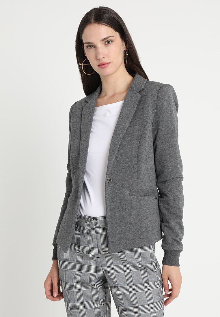 Culture - EVA - Blazer - dark grey