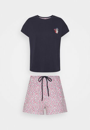 FLOWERS - Pyjamas - navy