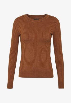 Jumper - light brown