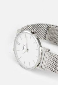 Cluse - MINUIT GIFT BOX SET - Watch - white/black - 5
