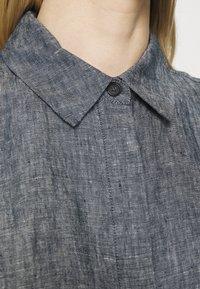 Opus - WELIKA - Shirt dress - mystic blue - 5