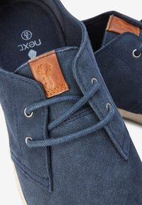 Next - Casual lace-ups - blue - 4