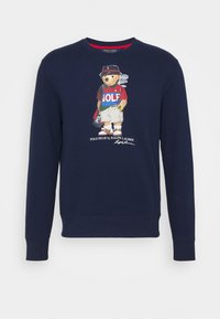 Polo Ralph Lauren Golf - BEAR LONG SLEEVE - Mikina - french navy - 0