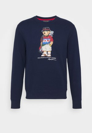 BEAR LONG SLEEVE - Sweatshirt - french navy