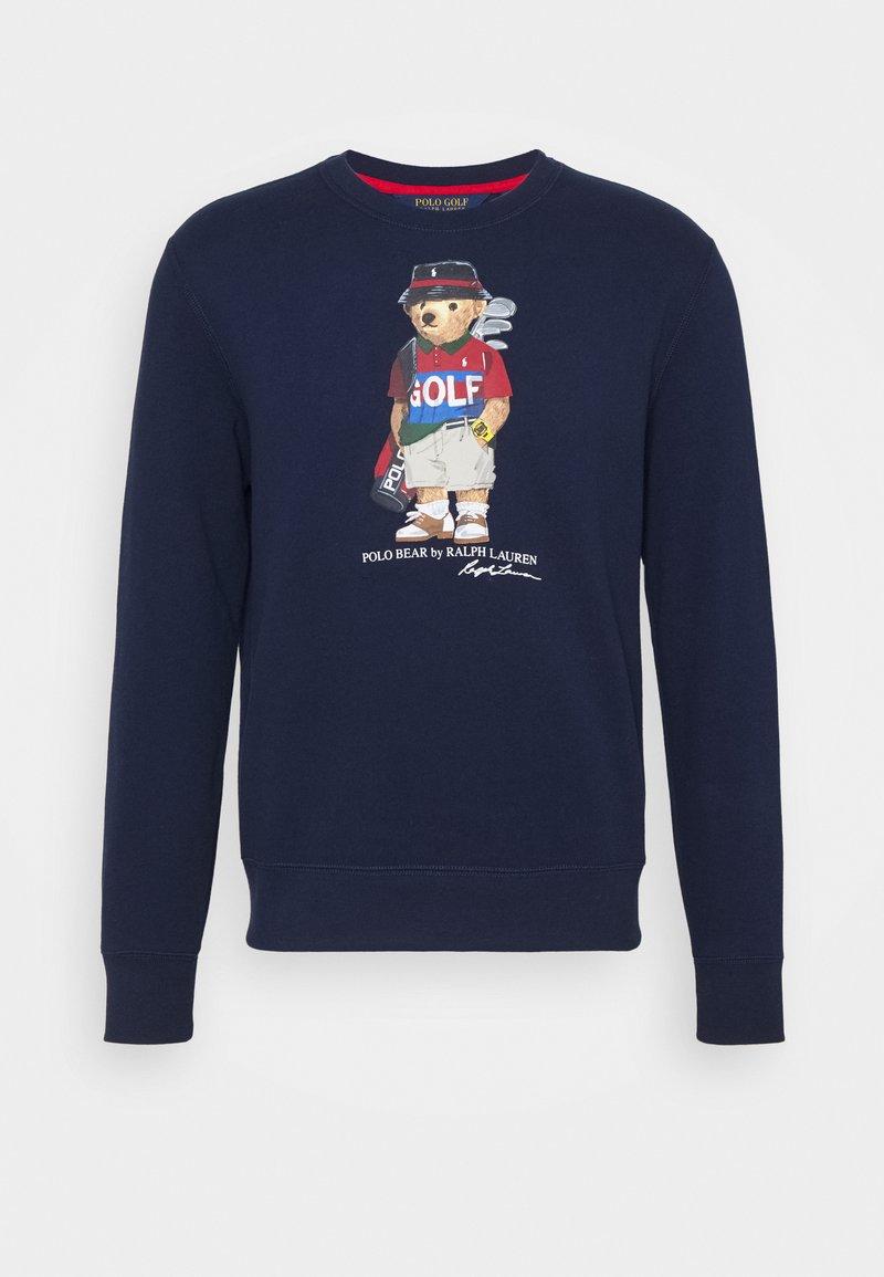 Polo Ralph Lauren Golf - BEAR LONG SLEEVE - Mikina - french navy