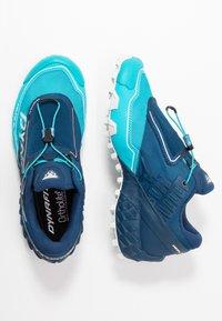 Dynafit - FELINE SL - Trail running shoes - poseidon/silvretta - 1