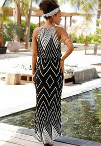 LASCANA - Maxi dress - schwarz-weiß - 0