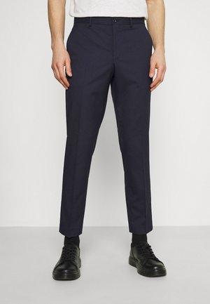SLHSLIM MYLOLOGAN CROP - Chinos - navy blazer