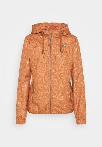 DAROW  - Light jacket - cinnamon