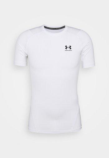 COMP - T-shirts med print - white