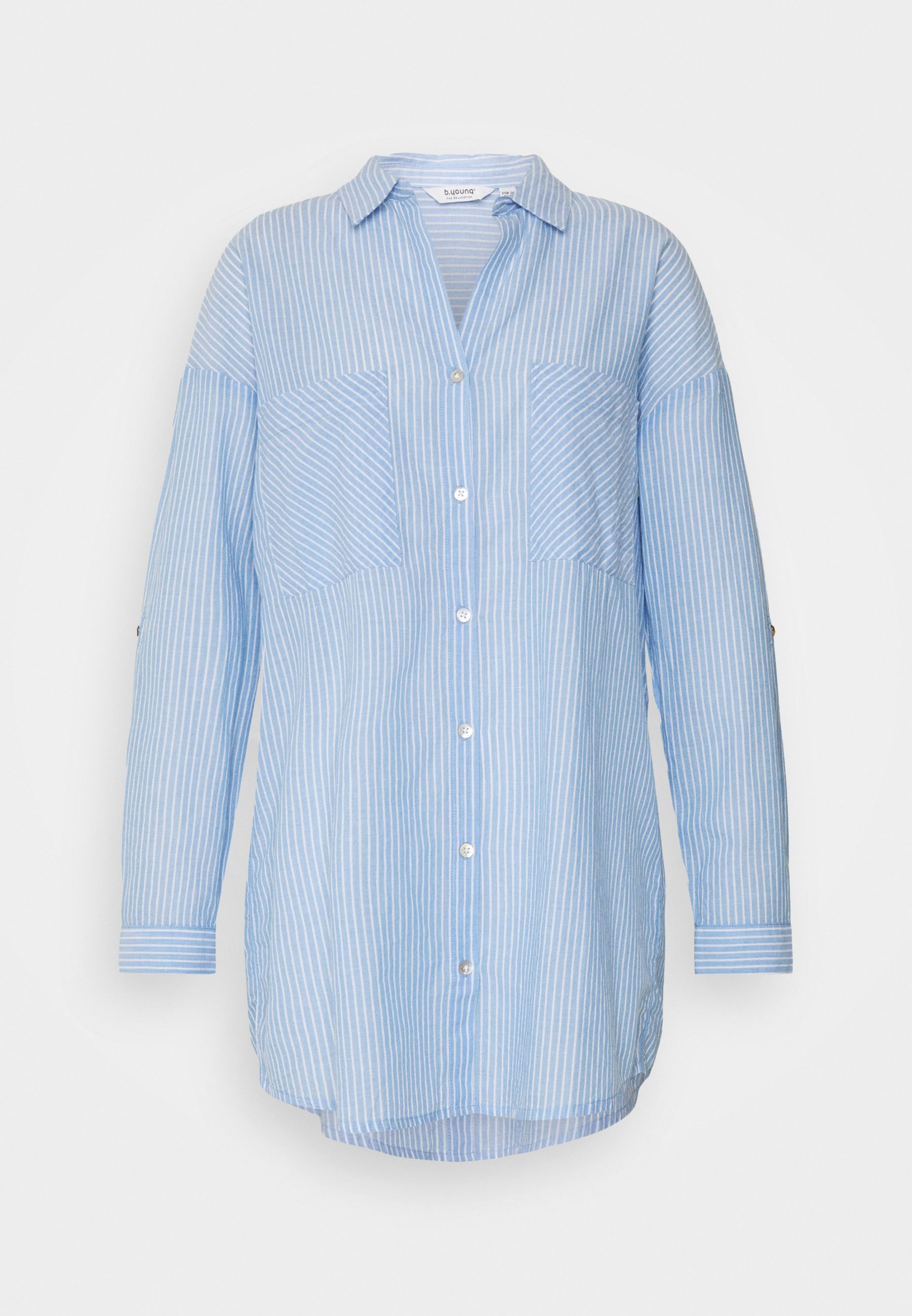 Women BYFIE STRIPE - Button-down blouse