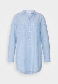 b.young - BYFIE STRIPE - Button-down blouse - marina mix - 0