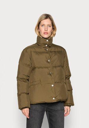 LYRA JACKET - Winter jacket - dark olive