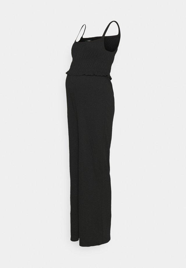 SMOCK - Overall / Jumpsuit /Buksedragter - black