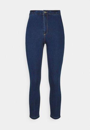 VICE HIGHWAISTED - Jeans Skinny Fit - indigo