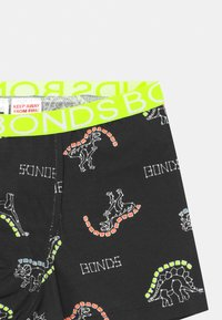 Bonds - 3 PACK - Boxerky - multi-coloured/mottled dark green - 3
