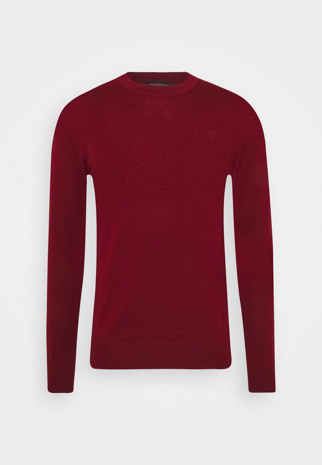 LYLE CREW NECK - Maglione - chili red