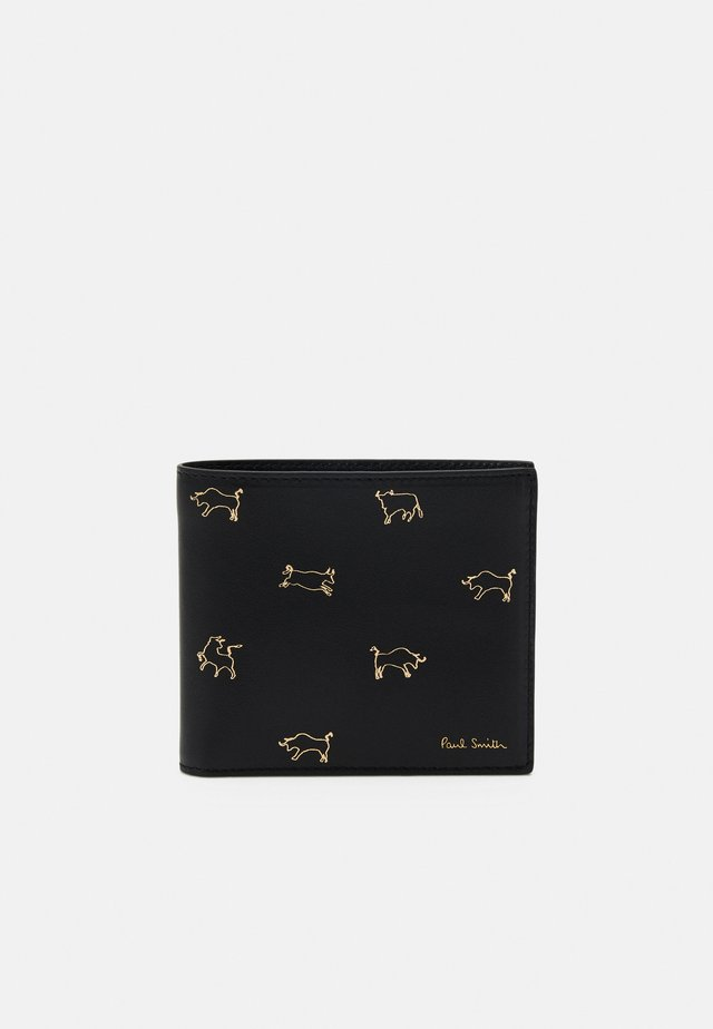 WALLET UNISEX - Wallet - black