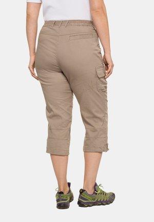 Cargo trousers - hellkhaki