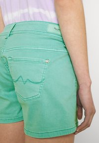 Pepe Jeans - SIOUXIE - Denim shorts - jetty - 4