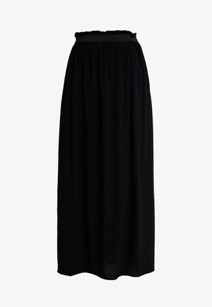 VMBEAUTY  - Pleated skirt - black