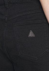 Abrand Jeans - A VENICE  - Short en jean - dead of night - 3
