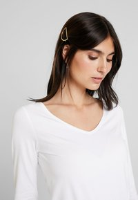 Esprit - CORE  - Long sleeved top - white - 4