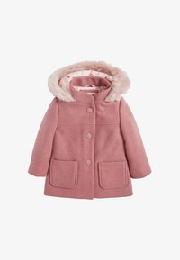 Next - Winter coat - pink - 0