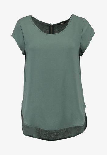 ONLVIC SOLID  - Basic T-shirt - balsam green