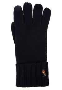Polo Ralph Lauren - SIGNATURE - Fingerhandschuh - hunter navy - 2