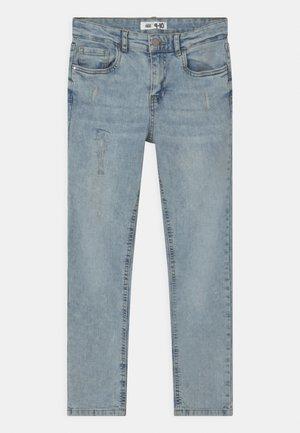 OLLIE - Jeans slim fit - utah light blue wash