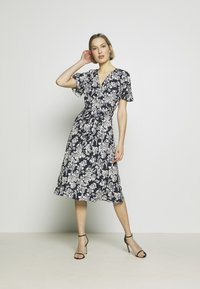 Lauren Ralph Lauren - Day dress - lauren navy/pale - 1