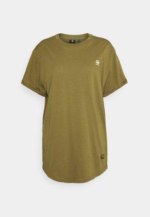 LASH LOOSE - Basic T-shirt - light antic green